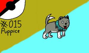 Fakemon - Puppice