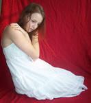 White Angel-Fairy W Flower 24