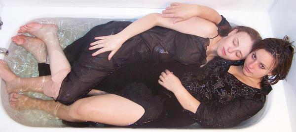 A Pair Of Mermaids 02 by Gracies-Stock