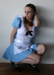 Alice in Wonderland 14 by Gracies-Stock