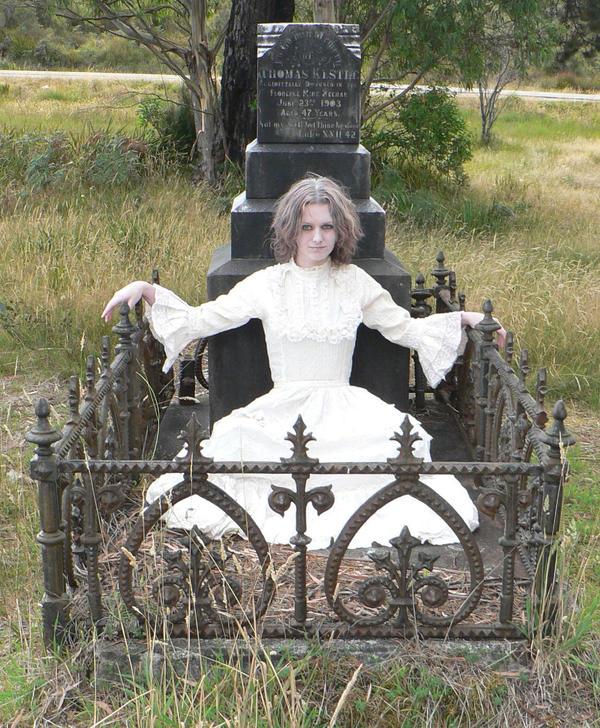 Ghost N Graveyard Series 25 by Gracies-Stock