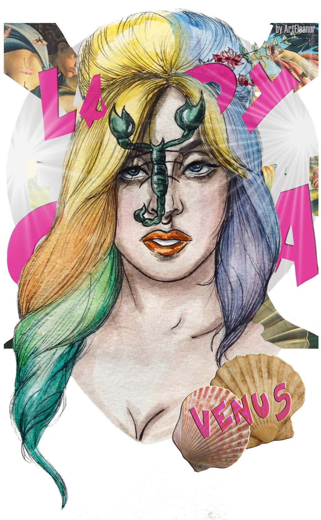 VENUS by Lady Gaga