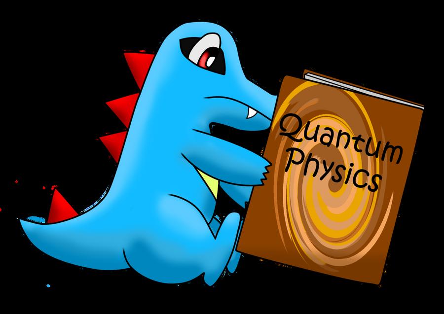 Quantum Physics by ZedtheWeavile