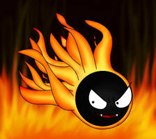 Ion the Flaming Gastly