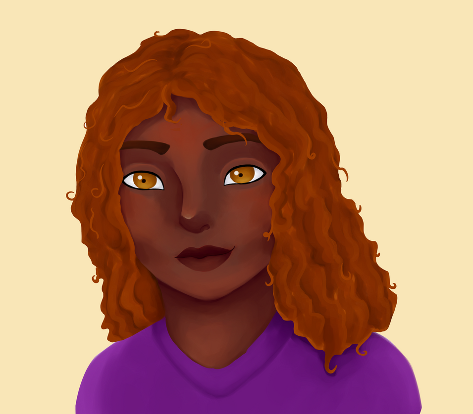 Hazel Levesque by Cl0ckworkHeart
