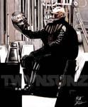 Darth Vader Stripping Humanity