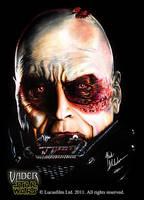 Darth Vader by Twynsunz