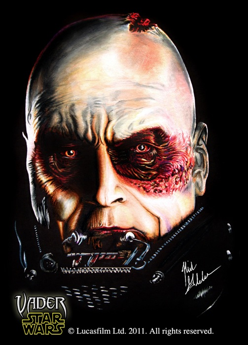 Darth Vader by Twynsunz on DeviantArt