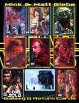 Star Wars Galaxy 6 Returns