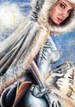 Snowbunny Padme