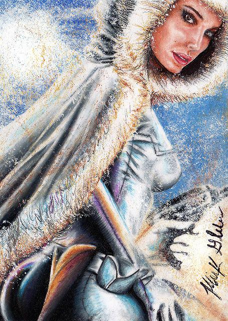 Snowbunny Padme by Twynsunz