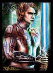 Anakin Skywalker Ghost Hand