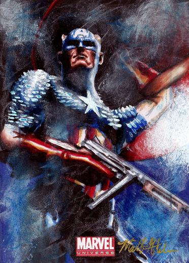 Captain America PROMO by Twynsunz