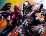Spider-Man Vs. Venom MU2011 AP