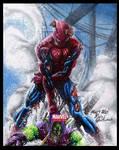 Spider-Man Vs. Green Goblin MU2011 AP