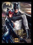 Batman and Catwoman The Legend AP
