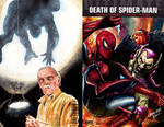 Spider-Man Sketch Cover