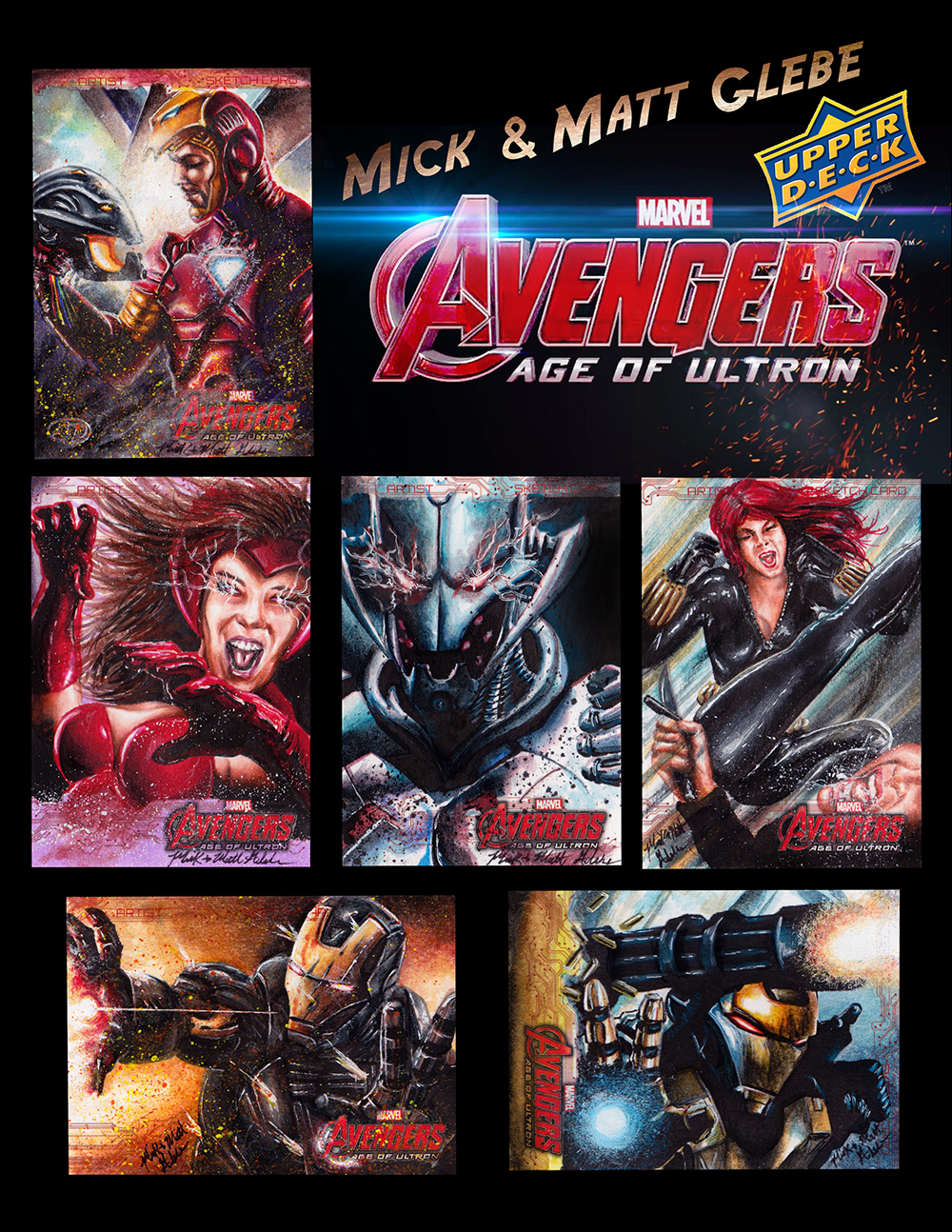 Avengers Age Of Ultron By Iloegbunam On Deviantart: The Avengers Age Of Ultron By Twynsunz On DeviantArt