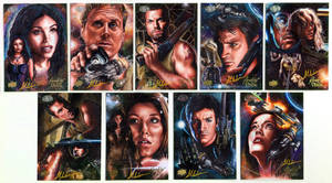 Firefly The Verse APs By Mick and Matt Glebe