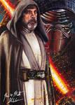 Luke Skywalker Star Wars The Force Awakens PSC