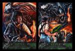 Glebe Alien Anthology APs