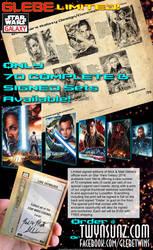 Glebe Star Wars Galaxy Legend Sets by Twynsunz