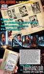 Glebe Star Wars Galaxy Legend Sets