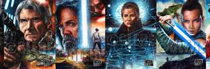 Star Wars Galaxy 2018: Legends by Glebe
