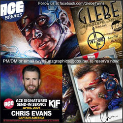 Glebe Signature Series Chris Evans