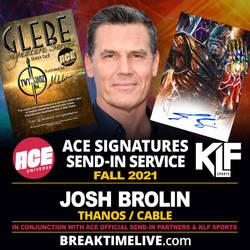 Glebe Signature Series Josh Brolin