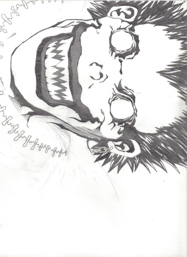 Ryuk by cogknack