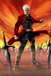 Archer Unlimited Blade Works by Ravis