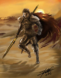 Nodion - The Black Redeemer by Ravis