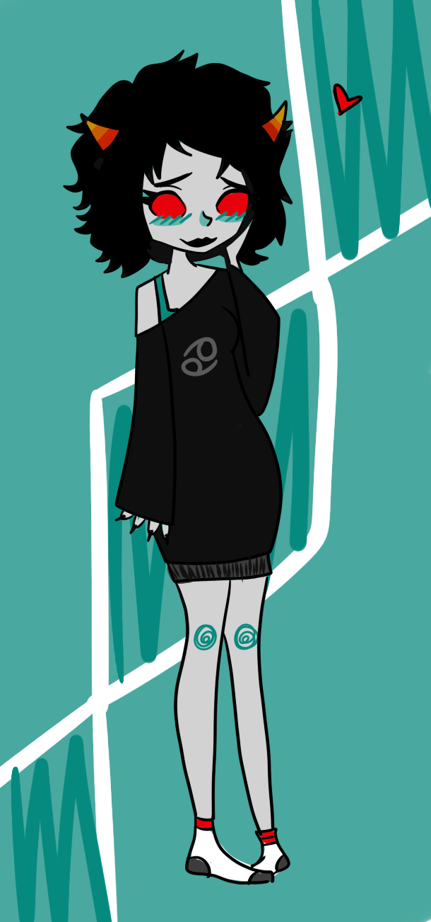 BEDhead Terezi by Evertongue