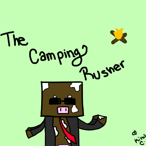 Gallery For > Thecampingrusher Skin The Camping Rusher Skin