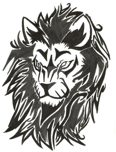 ef3d4da37d62d Tattoo Commish- Lion's Pride by Earthsong9405 on DeviantArt