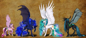 Preview: Pony Royalty