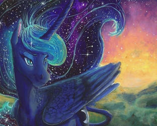 The Moon's Muse by Earthsong9405