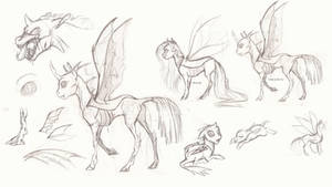 MLP- The Changeling