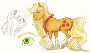 Headcanon: Applejack
