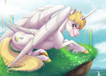 Goddess of Origin: Bonniecorn