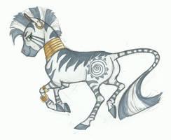 Headcanon- Zecora by Earthsong9405