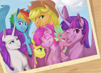 The Best Of Friends by Earthsong9405