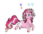 Headcanon- Rainbow Power Pinkie Pie