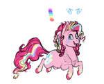 Headcanon- Rainbow Power Pinkie Pie