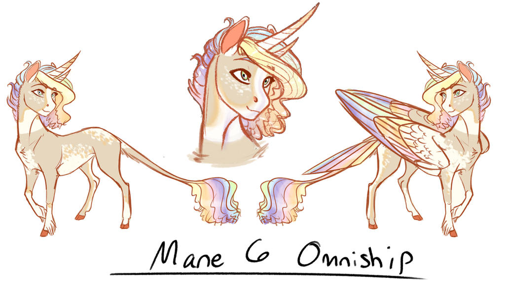 Omniship by Earthsong9405