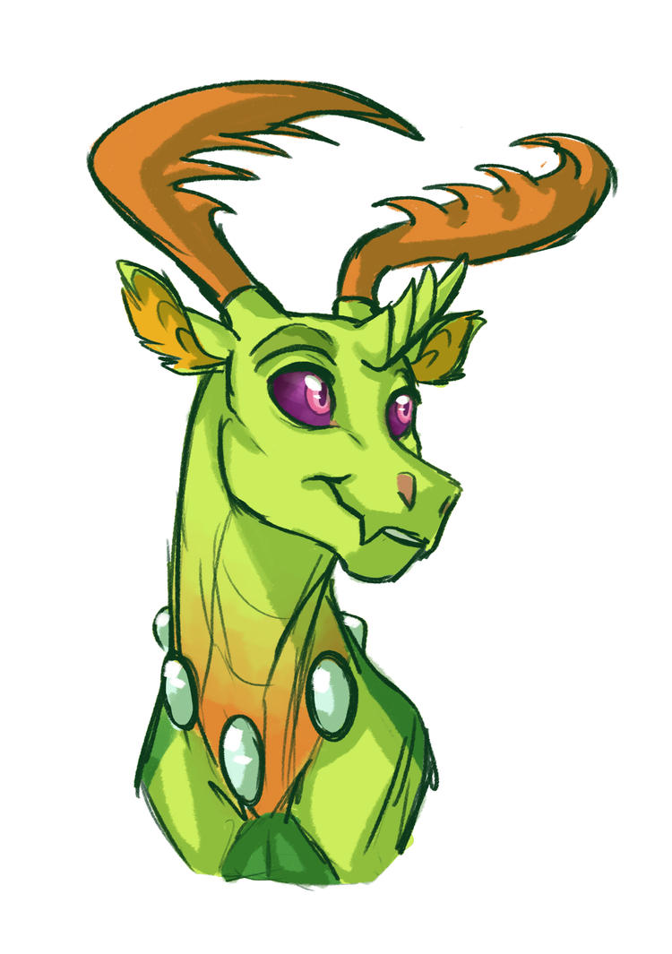 Thorax by Earthsong9405