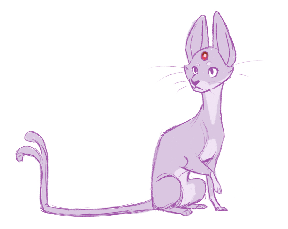 Espeon by Earthsong9405