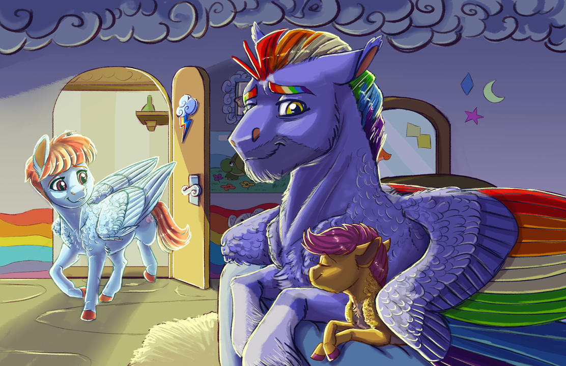 A New Addition To The Family by Earthsong9405