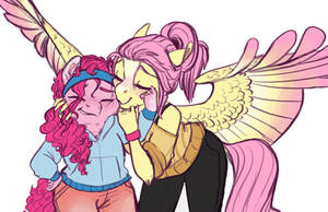 Gimme' some sugar, sweetheart by Earthsong9405